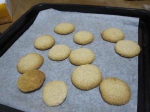 古代米入りクッキー